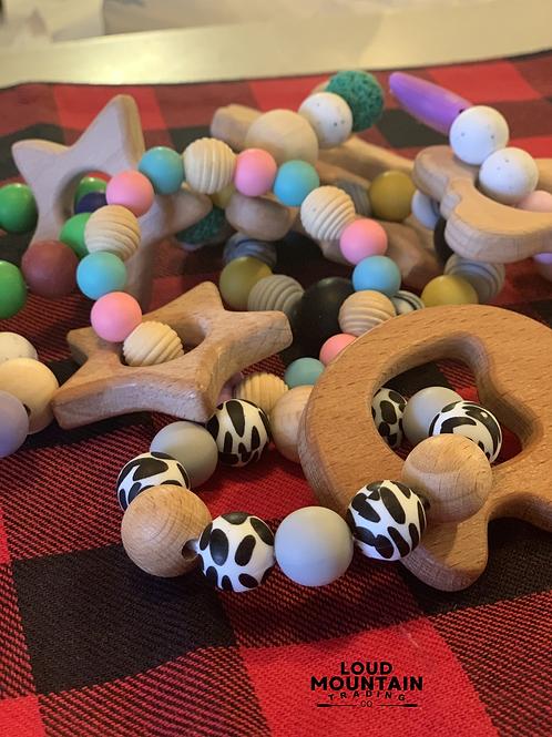 Handmade Teething Bracelet