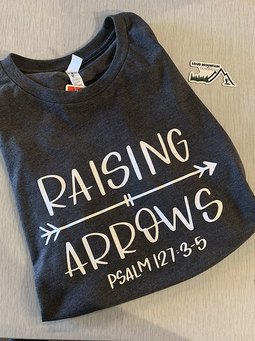 T-Shirt (L) - Raising Arrows