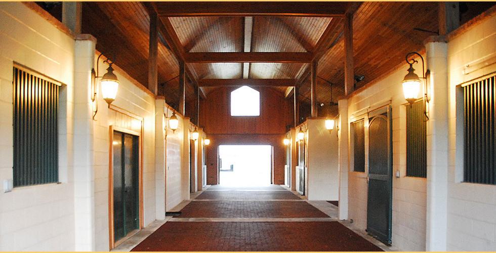 Hart Stallion Show Barn