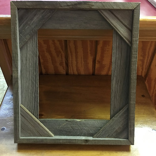 Handcrafted Wooden 8x10 Frame