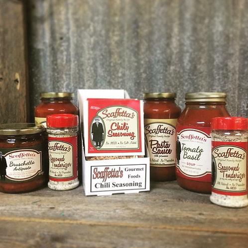Scaffetta's Sauce & Seasoning