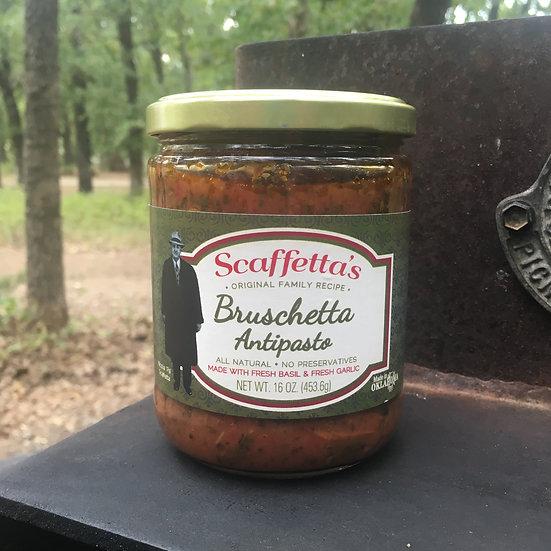 Scaffetta's Bruschetta Antipasta