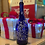 Thumbnail: Cordless Bottle Lamp- Let It Snow (Blue)