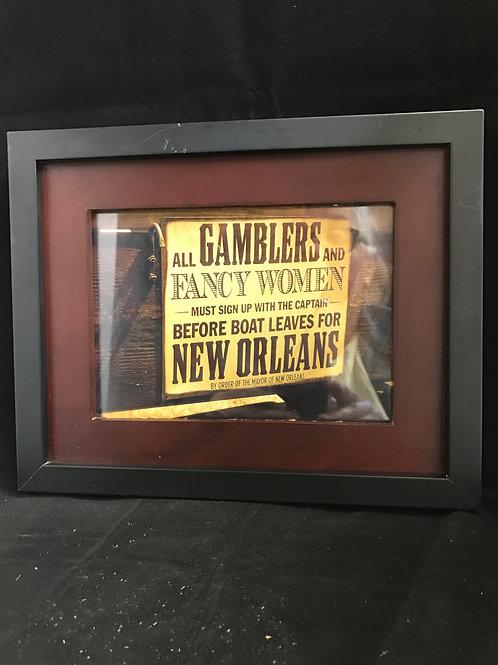 Gamblers Sign