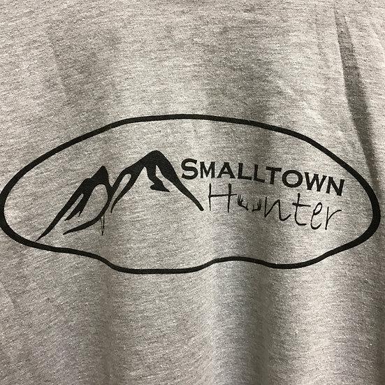 Gray Smalltown Hunter T-Shirt