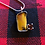 Thumbnail: Mookite Stone Necklace w/ Sterling Silver Chain