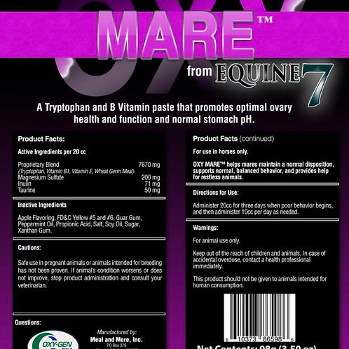 Oxy Mare / EQUINE 7
