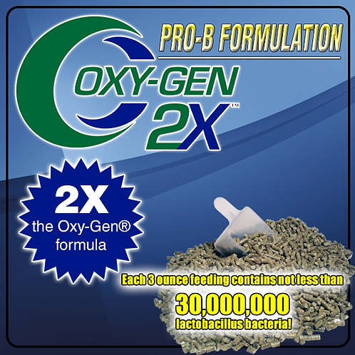 Oxy-Gen 2X Pro-B for Livestock and Horses