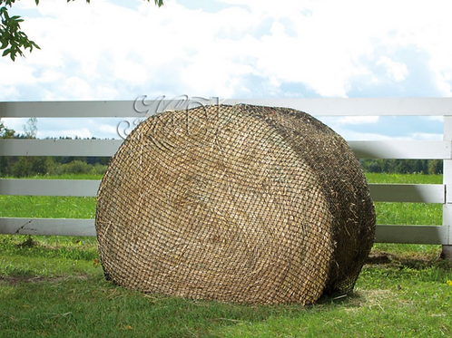 Hay Chix Large Bale Cinch Net 6'