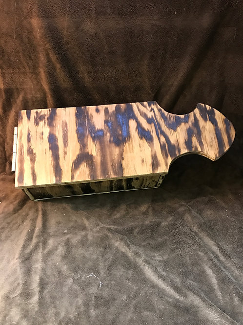 Turkey Call Shaped Storage Container