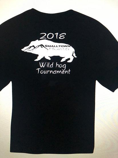 STH Wild Hog Tournament T-Shirts
