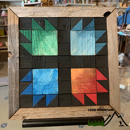 Wooden Wall Quilts
