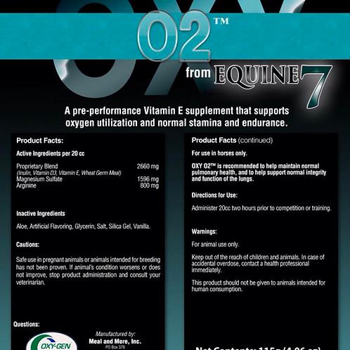 Oxy O2 / EQUINE 7