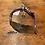 Thumbnail: Vintage Silverware Feather Bracelet