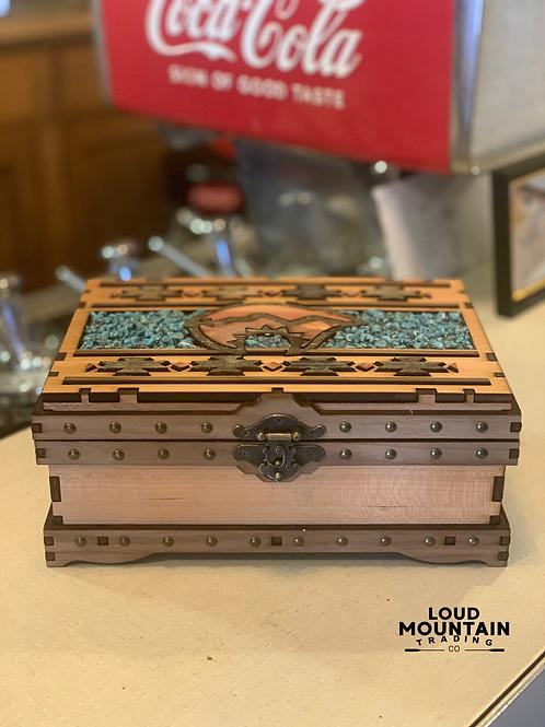 Handmade Wooden Keepsake Boxes