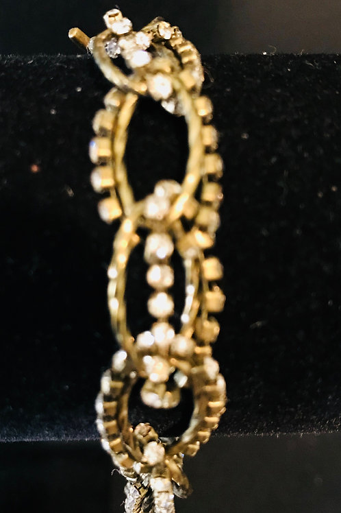 Bracelet With Small Crystals