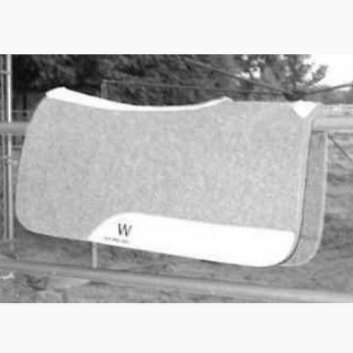 Ed Wright Wool Saddle Pad