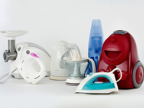PACKING SMALL APPLIANCES FOR A MOVE