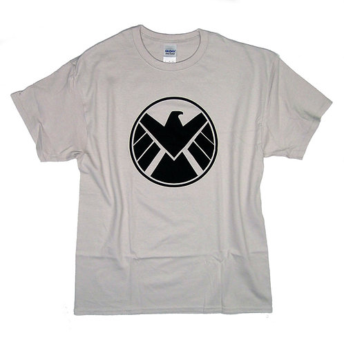 Agents of S.H.I.E.L.D. inspired T-shirt S-5XL