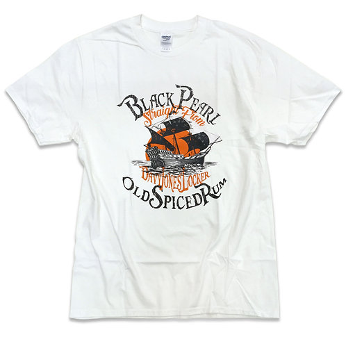 """BLACK PEARL"" Pirates of the Caribbean inspired T-Shirt S-5XL"