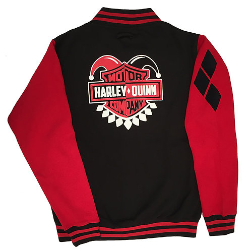 SUICIDE SQUAD inspired design > HARLEY QUINN Varsity Jacket > XS - 2XL available