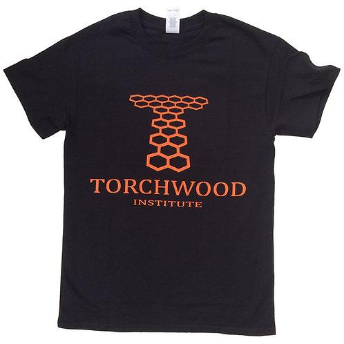 TORCHWOOD INSPIRED T-SHIRT DESIGN