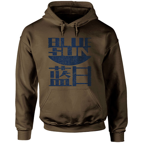 BLUE SUN Corporation - Distressed Design HOODIE - Firefly / Serenity S-2XL