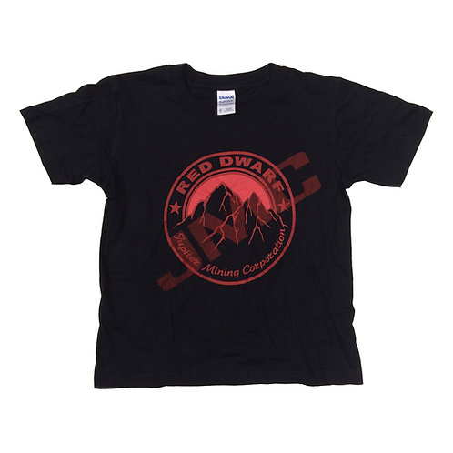 S - XL > RED DWARF inspired design T-SHIRT for Kids