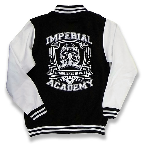 STAR WARS inspired design > Imperial Academy Varsity Jacket > XS-3XL available