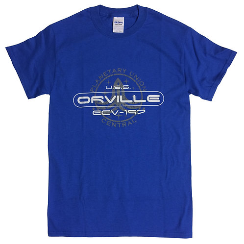 ORVILLE INSPIRED T-SHIRT DESIGN