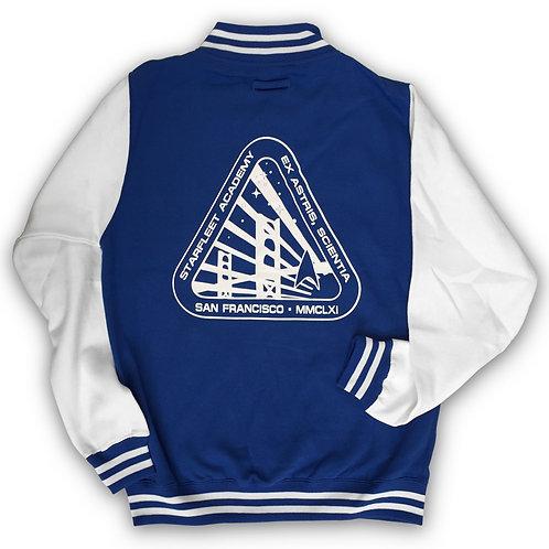 STAR TREK inspired design - Academy Varsity Jacket with back print > XS - 2XL