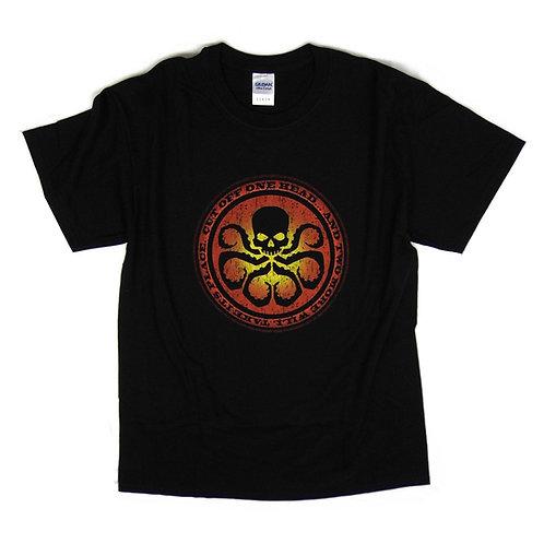 "Agents of S.H.I.E.L.D. inspired T-shirt ""Hydra"" S-5XL"