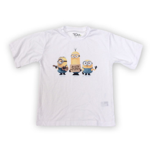 MINIONS INSPIRED T-SHIRT DESIGN FOR KIDS