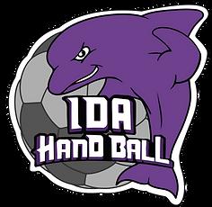 Nouveau Logo IDAHB IDA Handball