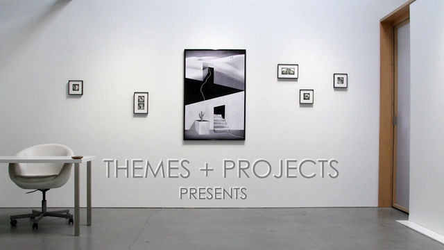 TRACES | Solo Exhibition | Themes + Projects Gallery | May 18 - August 28