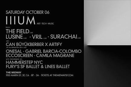 New AR Work at Illum Oct. 6th