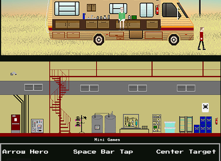 Breaking Bad the Video Game (Game for PC)