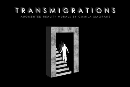 Transmigrations (Augmented Reality Murals)