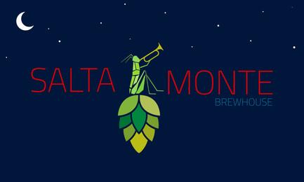 """""""Saltamonte Brewhouse"""" Craft Beer Labels"""