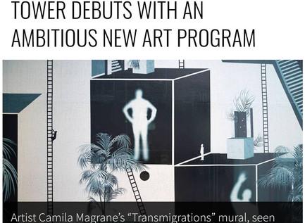 "Las Vegas Weekly Article on ""Transmigrations"""