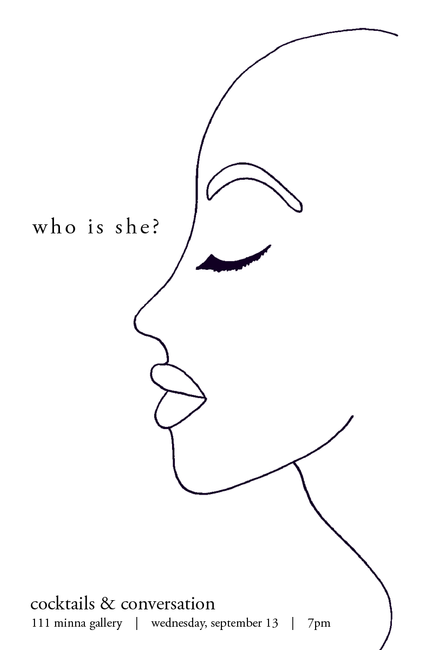 """Who is She?"" Pop Up Art Exhibit at 111 Minna Gallery"