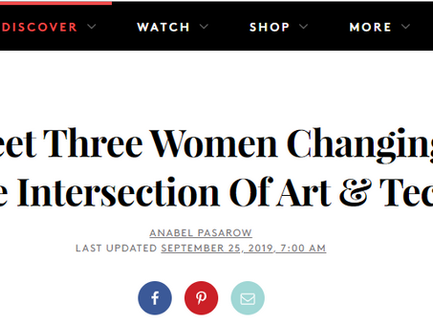Featured in Refinery29 Article