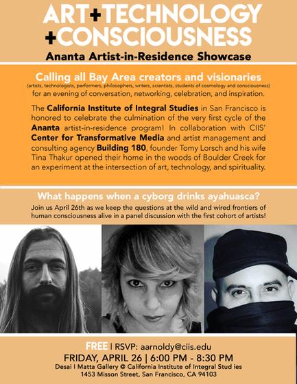 Ananta Residency Final Showcase