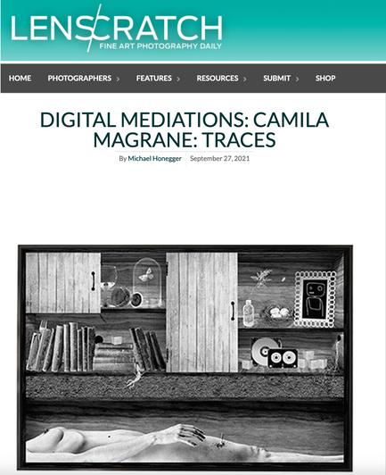 Digital Meditations (LENSCRATCH article)