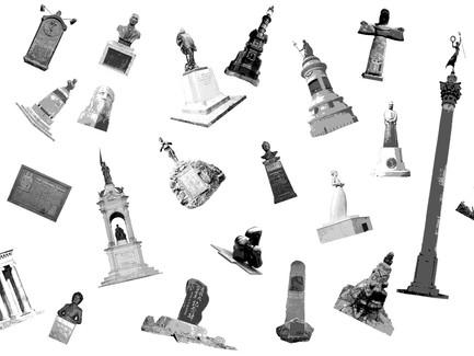Marble & Media: Digital Activations of Public Memory