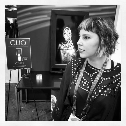"""CLIO"" at Unite Berlin"