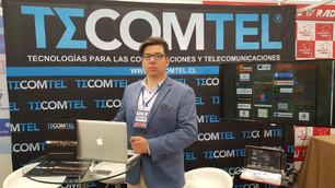 TECOMTEL Presente en EXPOTEC /Arequipa Perú