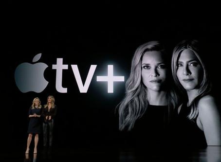 Apple TV Plus estará disponible en otoño en más de 100 países
