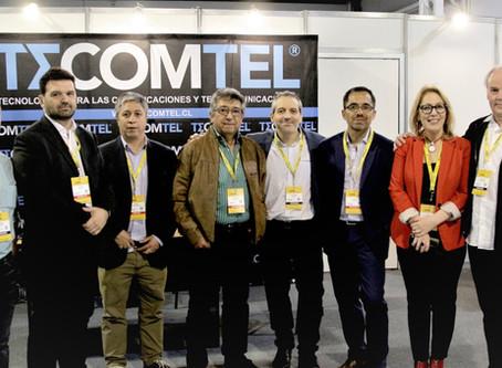 CAPER Show 2019 presentó las novedades de la Industria, con gran asistencia de empresas chilenas