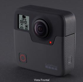 Fusion: La nueva cámara 360º de GoPro
